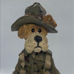 VNTG - Boyds Bears - Alvin T. MacBarker... Dogface